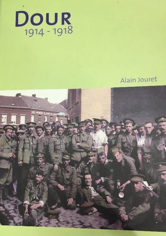 Alain Jouret - Dour 14-18 : entre larmes et espérances