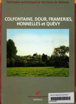 Colfontaine, Dour, Frameries, Honnelles et Quévy