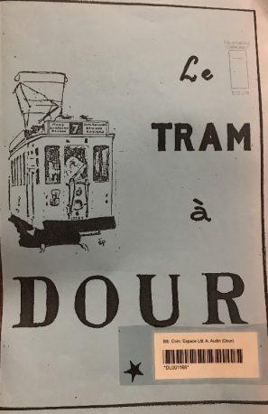 R. Cambier - Le tram à Dour