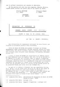 Anne Lequeu-Bourgueil - Déclaration de succession de Charles Louis Joseph de Royer
