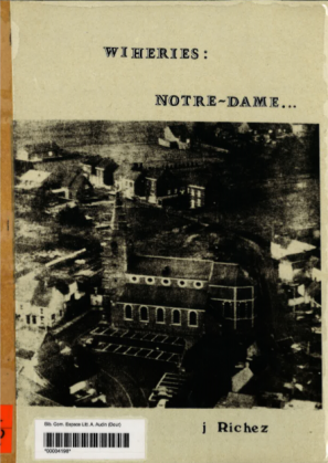 J. Richez - Wihéries Notre-Dame