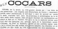 Audin Alain - Cocars
