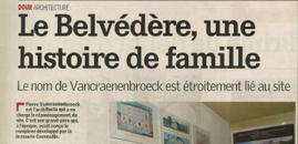 Le Belvédère, une histoire de famille