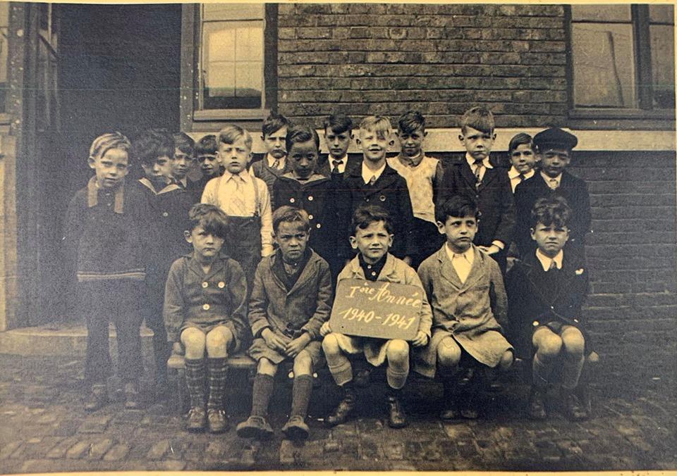 Ecole Saint-Victor - 1940-1941